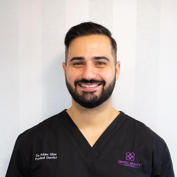 dr adam silan dentist