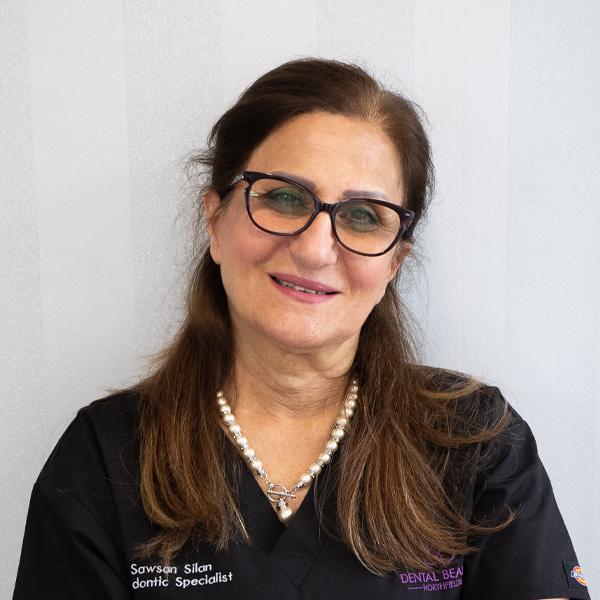 dr sawsan silan periodontist
